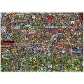 Puzzle - Football History de Alex Benett - 3000 Pièces 0