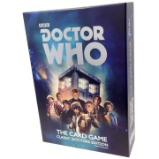 Boite de Doctor Who : The Card Game Classic Doctors Edition