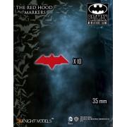 Batman - Red Hood Markers