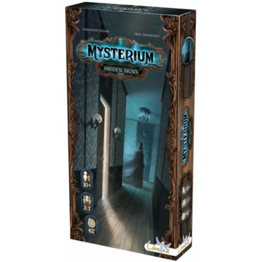Mysterium : Extension Hidden Signs (Anglais)