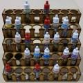 Paint Rack 40 Vallejo / Warpaint Size 0