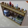 Paint Rack 40 Vallejo / Warpaint Size 2