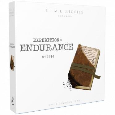 Time Stories VF - Expédition Endurance