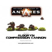 Beyond the Gates of Antares - Algoryn Compression Cannon