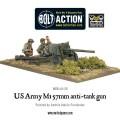 Bolt Action - US Army M1 57mm anti-tank gun 0