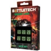 Dice Set D6 - Battletech House : Liao