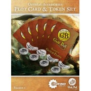 Guild Ball - Plot Cards & Token Set