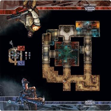 Star Wars: Imperial Assault: Skirmish Maps - Coruscant Landfill