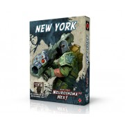 Neuroshima Hex 3.0 : New York (Anglais)