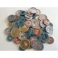 Scythe: Metal Coins Accessories 0