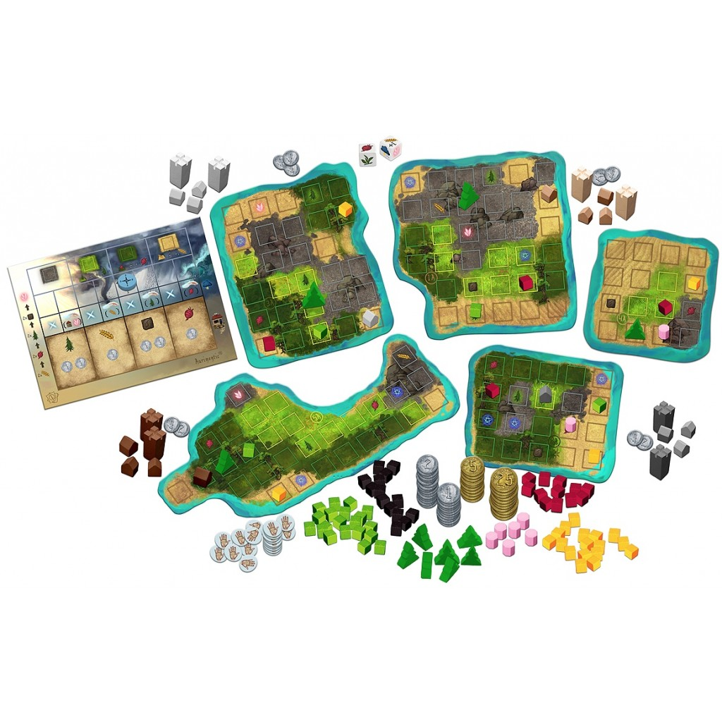 Buy Aurimentic Board Game Nikamundus