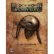 Clockwork & Chivalry 2nd Edition pas cher