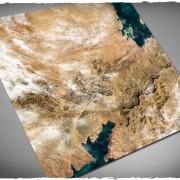 Terrain Mat Mousepad - Orbital Dunes - 120x120
