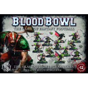 Blood Bowl : Team - The Skavenblight Scramblers