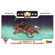 Beyond the Gates of Antares - Algoryn Avenger Attack Skimmer