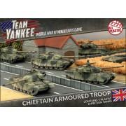 Team Yankee - Chieftan Armoured Troop