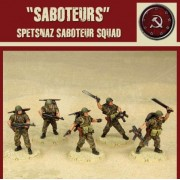 Dust Tactics - Saboteurs
