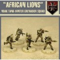 Dust  - African Lions 0