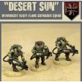 Dust - Desert Sun 0