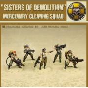 Dust - Sisters of Demolition
