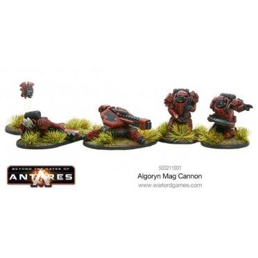 Antares - Algoryn Mag Cannon Captain