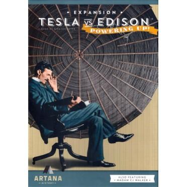 Tesla vs Edison - Powering Up