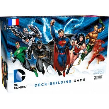 DC Comics Jeu de Deck-Building  VF