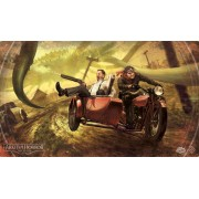 Playmat - Arkham Horror LCG : Narrow Escape
