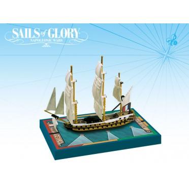 Sails of Glory - Petit Annibal 1782 - Leander 1798
