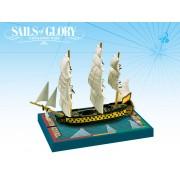 Sails of Glory - Real Carlos 1784 - Conde de Regla 1786