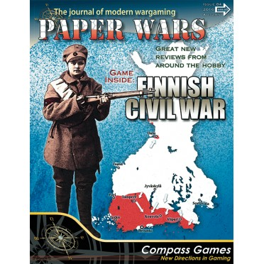 Paper Wars 84 - Finnish Civil War
