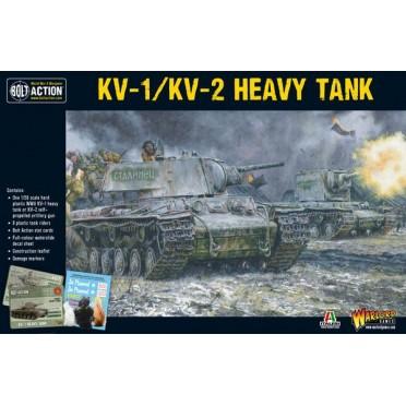 Bolt Action -  KV-1/KV-2 Heavy Tank