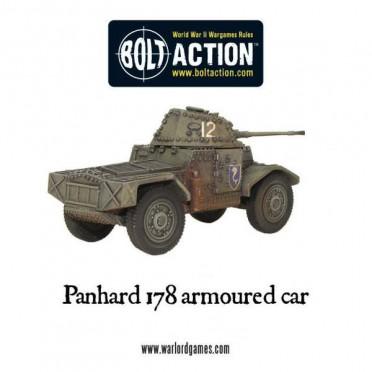 Bolt Action - AMD Panhard 178