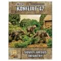 Konflikt 47 - Soviet Ursus Infantry 0