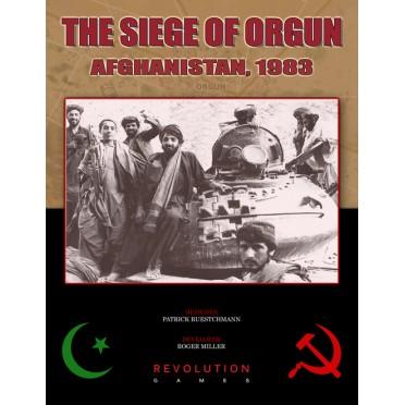 The Siege of Orgun