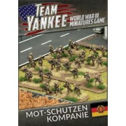 Team Yankee - Mot-Schützen Kompanie