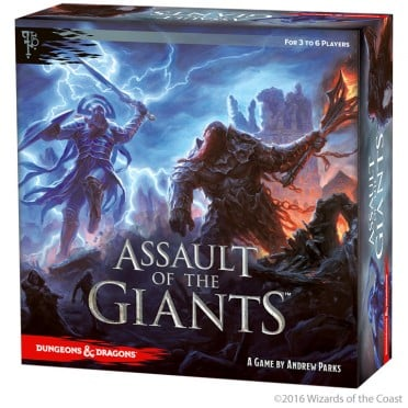 Dungeons & Dragons : Assault of the Giants (Standard Edition)
