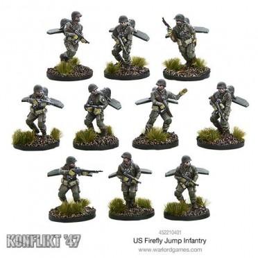 Konflikt 47 - US Firefly Jump Infantry