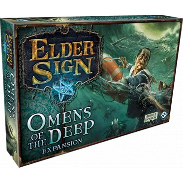 Elder Sign - Omens of the Deep Expansion