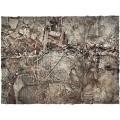Terrain Mat Cloth - Urban Ruins - 120x180 2