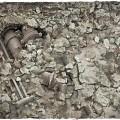 Terrain Mat Mousepad - Urban Ruins - 120x120 4