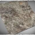 Terrain Mat Mousepad - Urban Ruins - 90x90 0