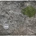 Terrain Mat Mousepad - Medieval Ruins - 90x90 2