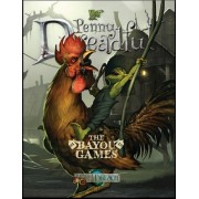 Boite de Malifaux - Through The Breach - The Bayou Games Penny Dreadful
