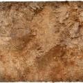 Terrain Mat Cloth - Badlands - 120x180 2