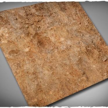 Terrain Mat PVC - Badlands - 90x90