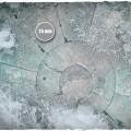 Terrain Mat Cloth - Frostgrave - 120x180 2