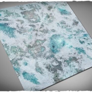 Terrain Mat Cloth - Frostgrave - 120x120