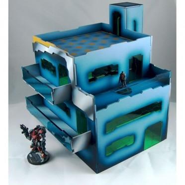 Aztec Series : Xolotl Apartment