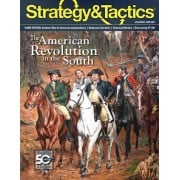 Strategy & Tactics 304 - The American Revolution in the South